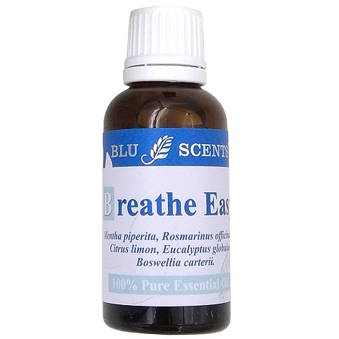 BREATHE EASY 30ml Pure Essential Oil