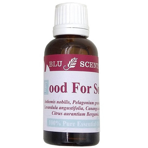 FOOD FOR SOUL 30ml Pure Essential Oil