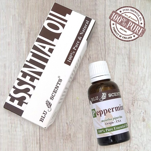 PEPPERMINT 30ml Pure Essential Oil