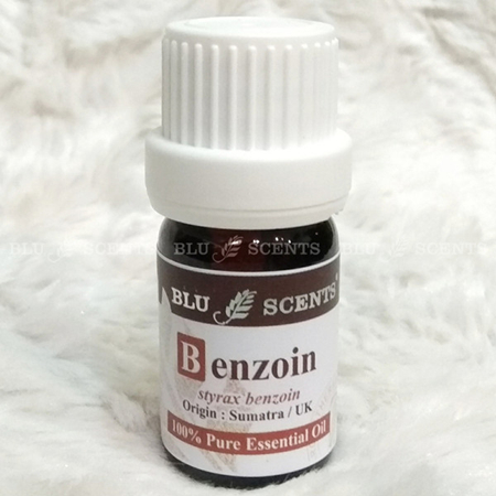 BENZOIN Pure Essential Oil