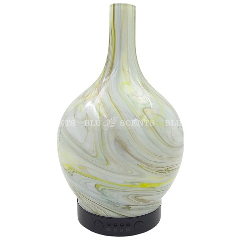Hand Blown Glass Ultrasonic Aroma Diffuser