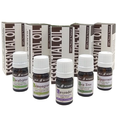 Home Essential Kit Pure Essential Oil Remedy