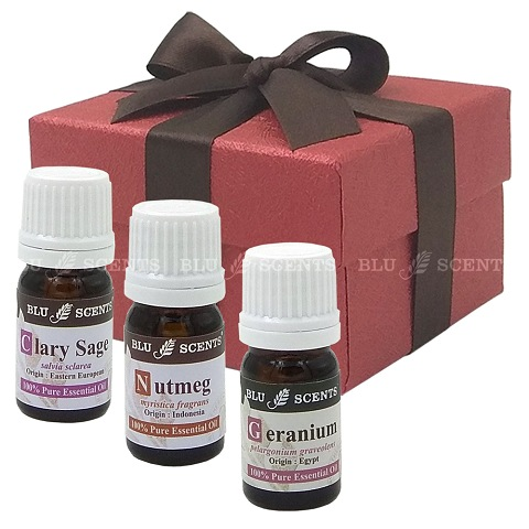 Hormone Balancer Pure Essential Oil Remedy