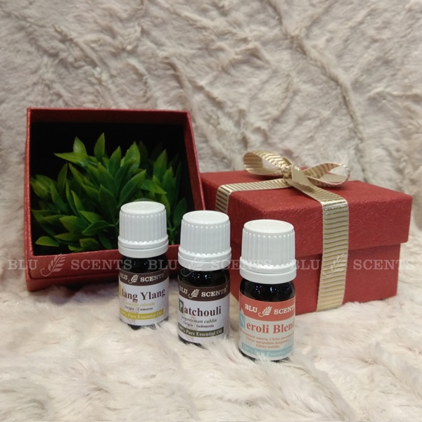 Romantic Retreat Pure Essential Oil Remedy