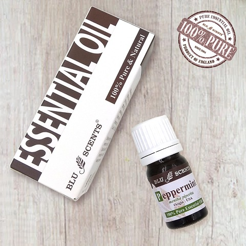 Peppermint Natural Fever Rescue Kit Grey